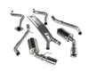 2016 - 2020 Camaro V6 MRT Version 2 DMS Cat-Back Exhaust 92U801