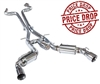 2016 - 2018 Camaro SS LT1 Version 2 Cat-Back Performance Exhaust System 92U841