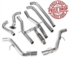 2016 - 2018 Camaro SS LT1 MRT Version 3 Cat-Back Performance Exhaust System 92U842