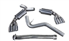 2008 - 2014 Subaru WRX, WRX STI Hatchback MRT Cat-Back Performance Exhaust System 92P111