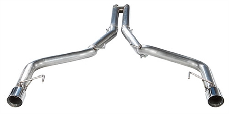 2015 - 2017 Mustang GT MRT KR Cat-Back with H-Pipe Performance Exhaust System 93U912