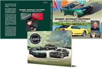 Mustang Bullitt & Mach 1 Book Bundle