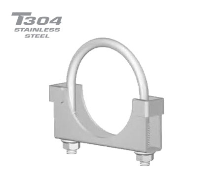 3in U-bolt Muffler Clamp