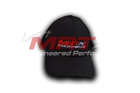 MRT Performance Hat Black
