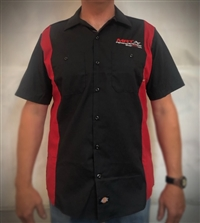Embroidered MRT Dickies Shop Shirt