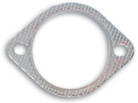 2-Bolt High Temperature Exhaust Gasket 2.5in I.D