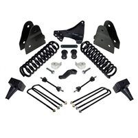 READY LIFT 6.5'' LIFT KIT - FORD SUPER DUTY F250/F350 4WD (2-PC DRIVE SHAFT ONLY) 2017-2018