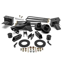 "READY LIFT 2.5"" SST LIFT KIT - 2017-2018 FORD SUPER DUTY 4WD - FOR 2-PIECE DRIVE SHAFT"