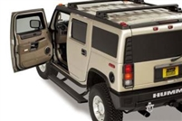 AMP Research PowerStep 2003-2009 Hummer H2/SUT Retractable Running Boards 75107-01A