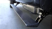 AMP Research PowerStep 2011-2014 Chevrolet 2500/3500 Diesel Retractable Running Boards 75146-01A