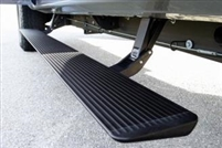 AMP Research PowerStep Plug & Play 2014-2017 Chevrolet/GMC 1500 Crew Cab/Double Cab Plug And Play Running Boards 76154-01A