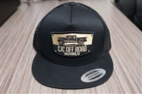 CJC Off Road Black Trucker Hat