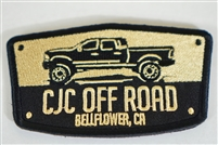 CJC Off Road Patch