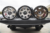 Innov8 Racing Forged 17x9 Diesel/Chase/Crawl Simulated Wheel