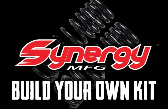 Synergy Manufacturing Build Your Own 3 Dodge Ram 2500 3500