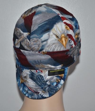 d8472b96647 American Eagle welding hat