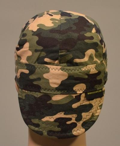 Camo Welding Cap Military Camouflage
