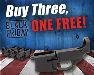 BUY 3 LOWERS & GET 1 FOR FREE!