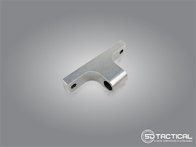 AR-15 Router Jig Front Takedown Adapter
