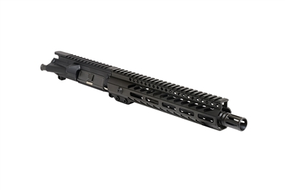"10.5"" AR-15 Upper Receiver - 1:7 Twist, Parkerized Finish Barrel, M4 Contour, 10"" M-LOK Rail."