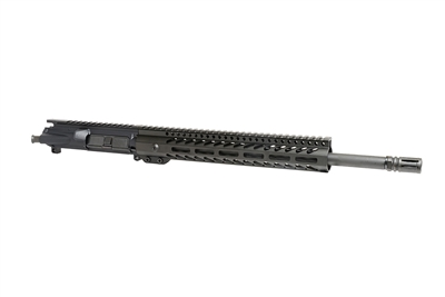 "16"" AR-15 Upper Receiver - 1:8 Twist, Parkerized Barrel, M4 Contour, 12"" M-LOK Rail"