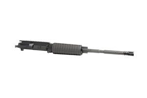 "16"" AR-15 Upper Receiver - 1:8 Twist, Parkerized M4 Contour Barrel, M4 Carbine Drop-In Handguard"
