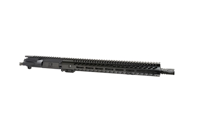 "16"" AR-15 7.62x39 Upper Receiver - 1:10 Twist, Parkerized Heavy Barrel, 15"" M-LOK Handguard"