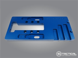 AR-308 Router Jig guide plate