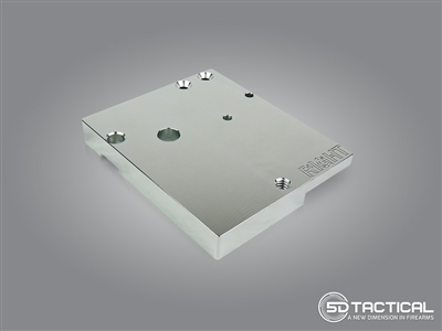 AR-308 Router Jig Right Side Plate