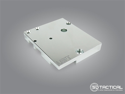 AR-308 Router Jig Left Side Plate