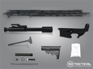 Complete 7.62x39 80% Build Kit - Choose Upper Receiver