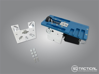 AR-15/AR-9 80% Lower Receiver Jig