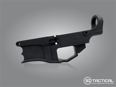 AR-308/AR-10 80% Lower Receiver