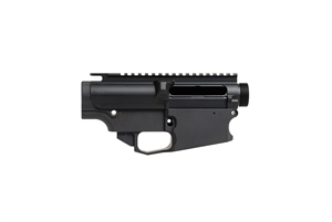DPMS AR-308/AR-10 Stripped Upper Receiver and 80% Lower Matched Set - Black