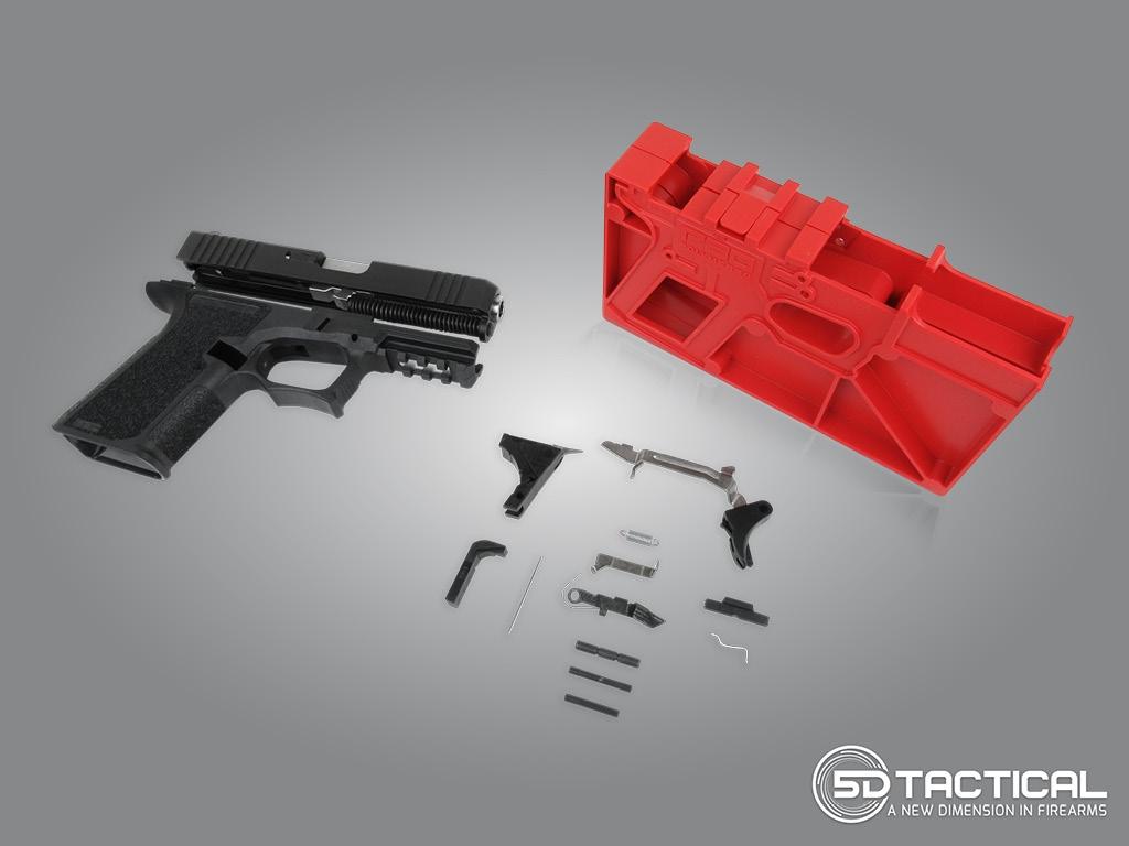 80 Percent Glock 19 Complete Kit | 9mm G19 Kit Online