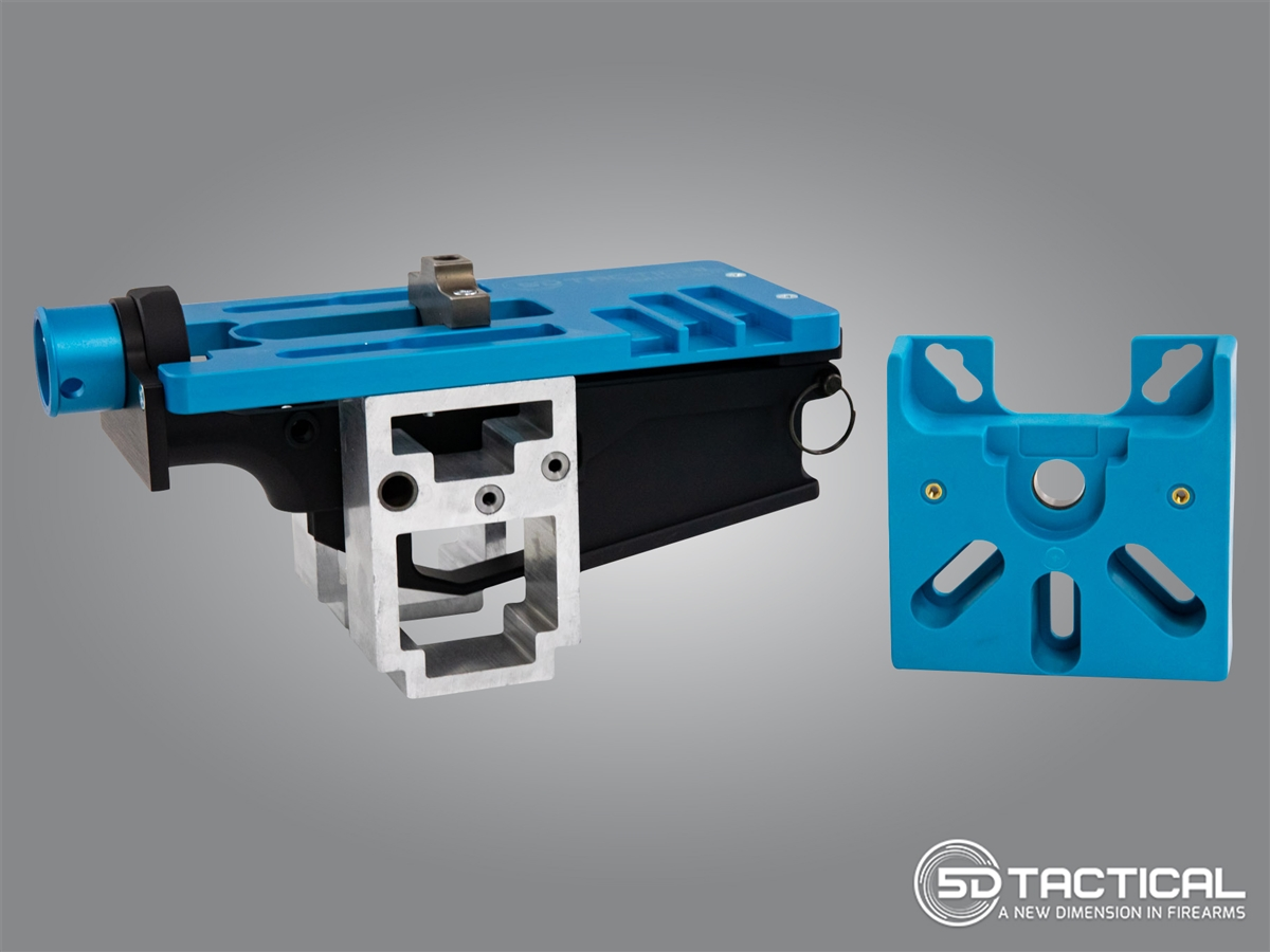 The  308/AR-10 Router Jig PRO - Universal AR-308/AR-10 80% Lower Receiver  Jig