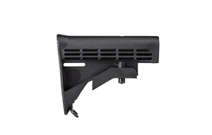 Mil-Spec Carbine Stock - Collapsible