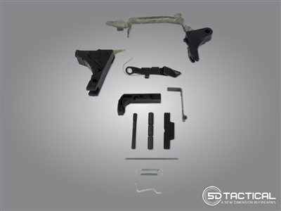 G17 Glock Gen 1-3 Frame Parts Kit