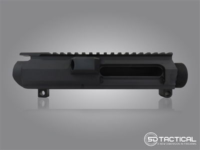 AR-15 &  308 Stripped Upper Receivers | 5D Tactical