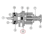 1212-000-001 body for TS1212 valve