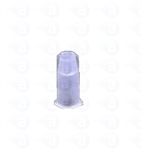 16LT-1000 natural tip cap seal pk/1000
