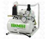 Silent Compressor High Output 4 Litre Tank 35/20