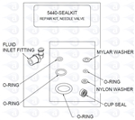 5440-SEALKIT seal kit