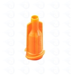 Tip cap seal orange