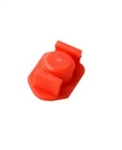 703000CRPK 3cc syringe barrel end cap seal