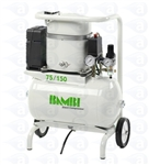 Silent Compressor High Output 15 Litre Tank 75/150