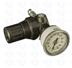 Pressure Gauge and Regulator AD100 PSI-1/8
