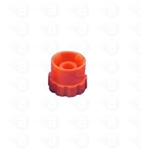 AD400-ORTC orange tip cap seal pk/50