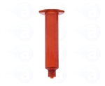 10cc amber Syringe Barrel pack of 1000 AD910-D-1000