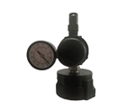 Cartridge Cap with Regulator Gauge AD918-534FR